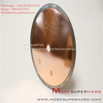 Metal Bond Diamond Cutting Disc Glass Ceramics Tungsten Carbide Cut Off Wheels Alisa@moresuperhard.com
