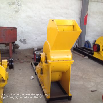 aggregate crushing plant Paint Bucket Crusher Mini Scrap Metal Crusher Recycling Machine for Sale