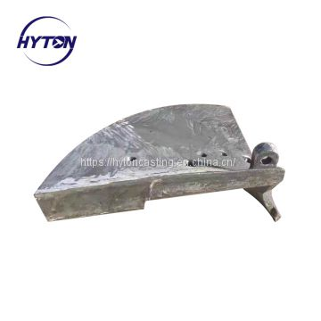 Factory Supply High Chrome Replacements Wear Parts for Tower Grinding Mill Machine