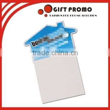 Free Advertising Sticky Note Pad