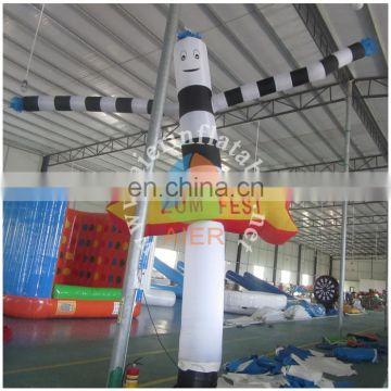 Inflatable arrow air dancer sky air dacer for kids mini inflatable air dancer for sale