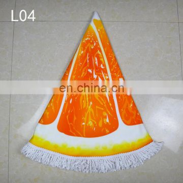 China Manufacturer Custom New Design Digital print Colorful Super Smooth and Soft Beach Towels