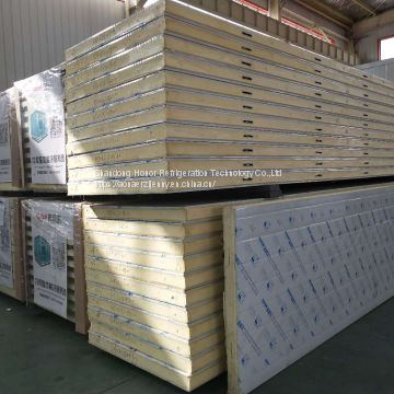 Cold Room Pu Sandwich Panels With Calm Lock