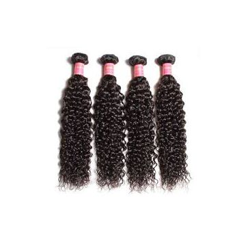 Multi Colored Handtied 10-32inch Weft Jerry Curl