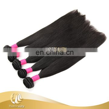 Wholesale Beauty Hair Best One Donor Brazilian Silky Straight Human Hair Extension