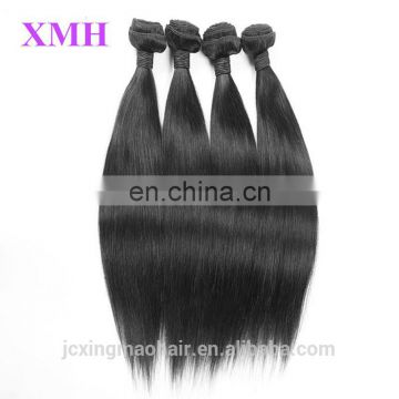 Wholesale unprocessed 7a cheap silky straight remy human hair weft aliexpress virgin straight hair