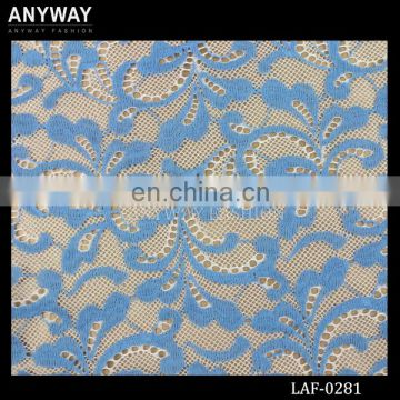 Hot sale french lace fabric wholesale fabric lace fashion embroidery lace fabric for women