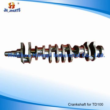 Diesel Engine Parts Crankshaft for Volvo Td100/Td100A/Td101 1545657 Td102/103