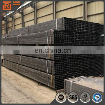 Small diameter MS Square Steel Pipe 20x20x0.9mmx6000mm