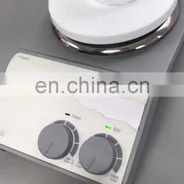 Intelligent Digital heating magnetic stirrer LMD009