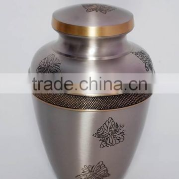 putter silver coloure shiny whoelsale metal urns