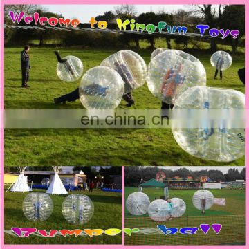 bubble football / loopy football soccer bubble for match