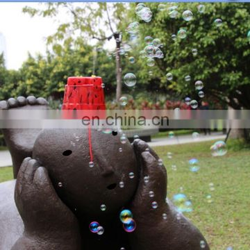 Hat Design Bubble Machine Hat
