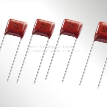 CL21X Metallized polyester film capacitor(Stacked version)