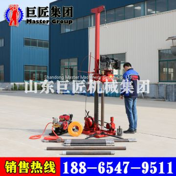 QZ-3 portable geological engineering drilling rig