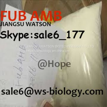 Sell research chemicals fub amb FUBAMB FUB AMB-FUBINACA MMB-FUBINACA CAS:1715016-76-4 pharmaceutical intermediate