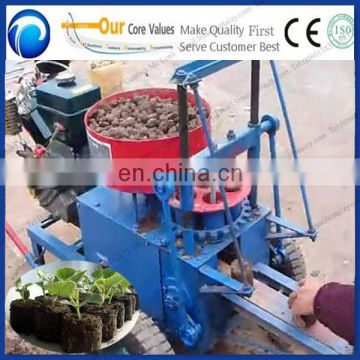 Factory price automatic soil-blocker making machine