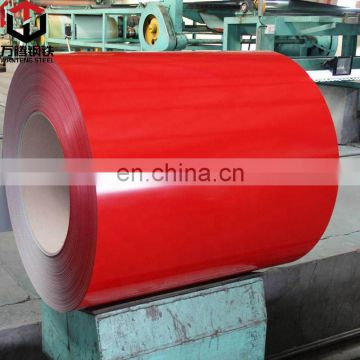 Color Coated Steel Coil  from China