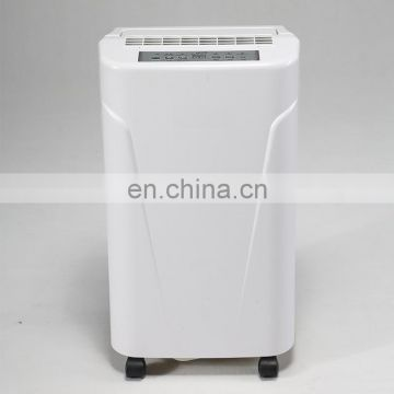 Adjustable Humidistat Efficient Dehumidification Portable Dehumidifier