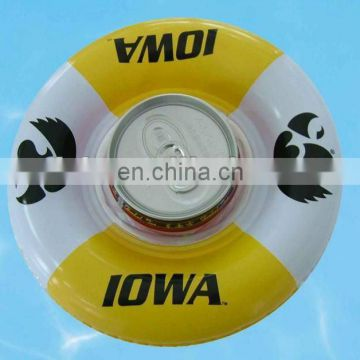 Hot!! Inflatable cooler float
