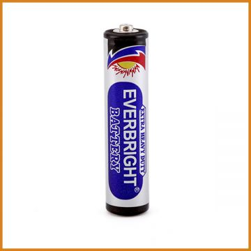 High quality 1.5v aaa r03p um-4 zinc carbon  primary battery