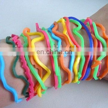 Silicone bands