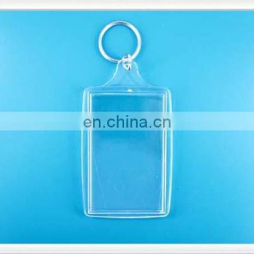 Promoation hot selling Acrylic keychain of cloud shape
