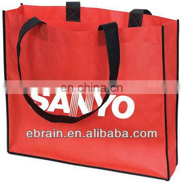 practical food package non woven bag,reusable shopping bag