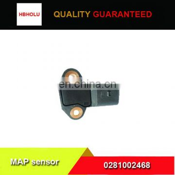 Intake air pressure sensor 0281002468 for high quality car
