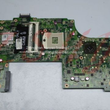CN-0V20WM 0V20WM for Dell N7010 laptop motherboard DAUM9BMB6D0 HM57 DDR3 Free Shipping 100% test ok