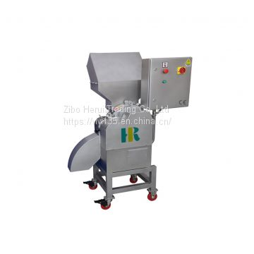 Industrial vegetable dicing machine for home use