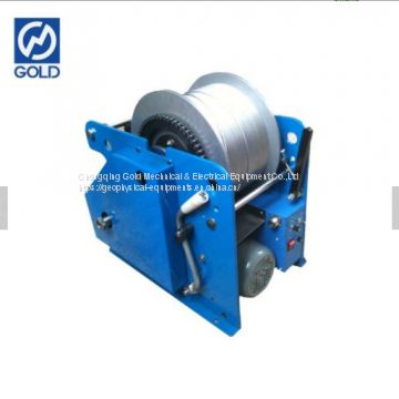 Borehole Testing Equipment DJ Series Logging Winch