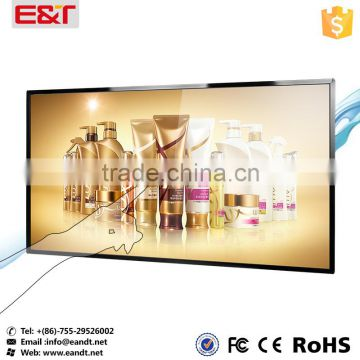 55 inch infrared touch screen monitor kit for kiosk