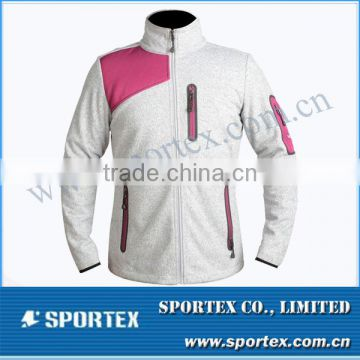 Functional Xiamen Sportex unisex softsell jacket, unisex jackets, wholesale unisex jacket OEM#YC13053