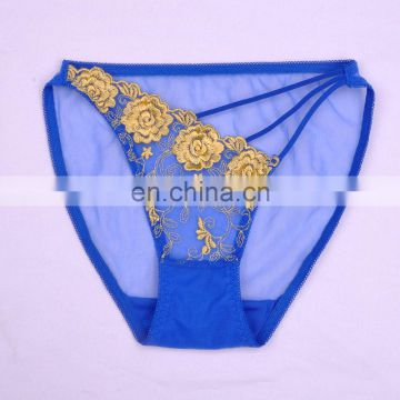 professional lingerie gloden sexy new design sexy g string panty models