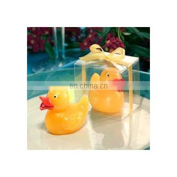 Baby Ducky Candle Favors