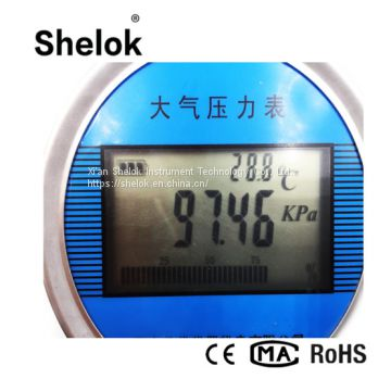 High Quality SS316L Air Pressure Gauge/Pressure Meter