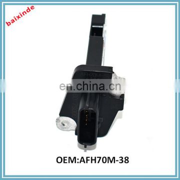 Baixinde brand Wholesale MAF Fit NISSANs Infiniti Mass Air Flow Meter MAF Sensor 22680-7S000 AFH70M-38 NISSANs Air flow sensor