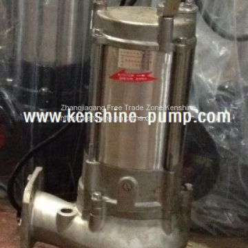 PWDDFL Vertical multiple suction sewage pump for wastewater not clogging pump
