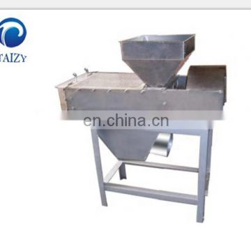 Commercial industrial automatic roasted dry peanut peeling machine