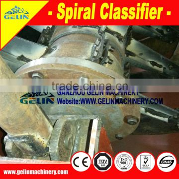 Professional Spiral classifier machine for mineral processing