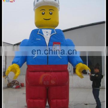 Giant inflatable mouse model , outdoor inflatable cartoon character , advertising inflatable cartoon figures for exhibition
