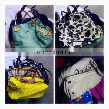 High standard grade secondhand used lady big hand bags thailand