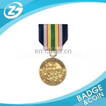 Custom Fashion Army Military Metal Badge