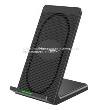 Hot Selling QI Wireless Charger Mobile Charger Stand