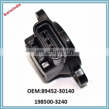 BAIXINDE Alibaba Latest Technology Products Throttle Position Sensors From China 8945230140 89452-30140