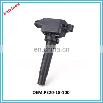 Newly Introduced Products Car Parts And Accessories High Performance Ignition Coils PE20-18-100 For MAZADA