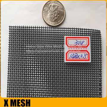 316 Stainless Steel Security Screen Anti corrosion
