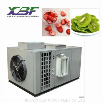 Full Automatic Popular selling Energy Saving  Heat Pump Dryer Machine For Grape Fruit
