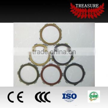 motorcycle clutch plate kit cd70 clutch disc